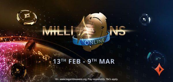 Gedimas Uselis Crowned MILLIONS Online Closer Champion