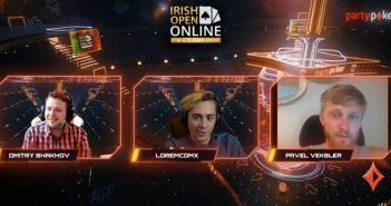 Pavel Veksler Irish Open