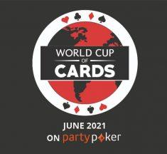 La ronda de campeones del World Cup of Cards