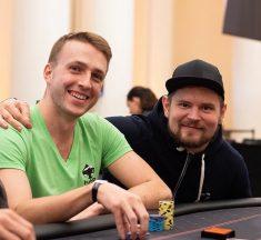 Brouk le ganó a Leonard la final del The Grand por US$43k