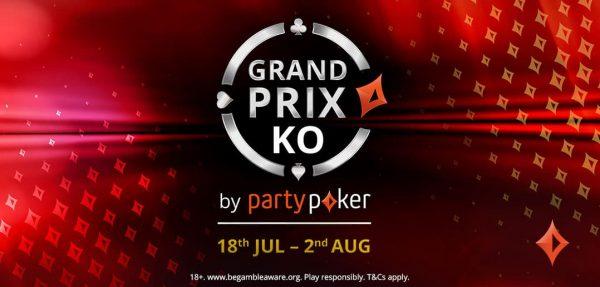 Dane Demolishes Grand Prix KO 6-Max High Roller